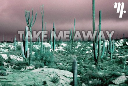 take me away new art 3 (GREN PURP)